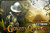Автомат Gonzo's Quest Extreme вулкан удачи