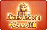 Pharaoh's Gold III бесплатно онлайн