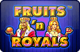 Слот Fruits and Royals бесплатно