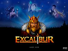 Excalibur от производителя NetEnt – играть онлайн в азартный слот