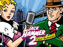 Jack Hammer 2 от НетЕнт – играть на игровом портале онлайн
