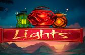 Слот Lights от NetEnt – виртуальный гейминг за деньги