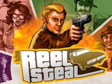 Игровой автомат Reel Steal с бонусами от казино онлайн