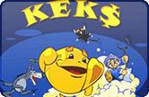 Играть на рубли в автомат Keks