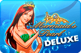 Игровой автомат Mermaid's Pearl Deluxe на деньги клубе Вулкан